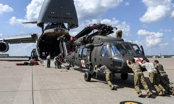 101st deploys to Puerto Rico_447743