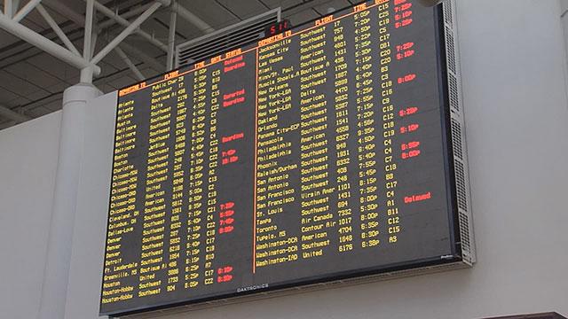 Airport screen generic_441647