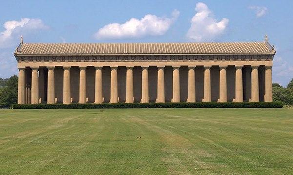 Centennial Park, Parthenon_316505