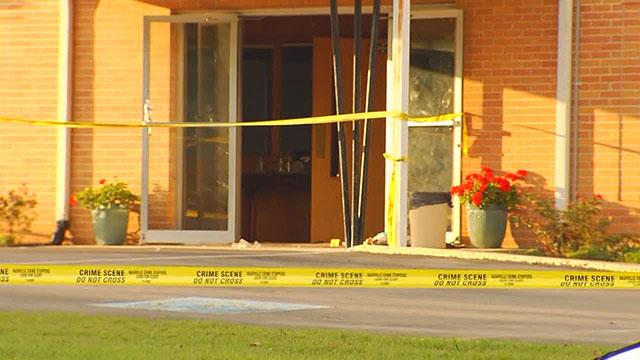Antioch church shooting, Burnette Chapel Church of Christ_446640