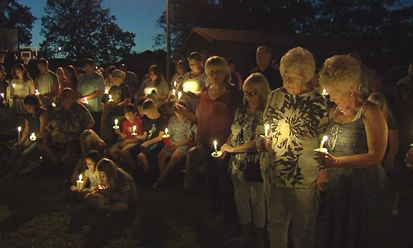 Vigil, Antioch church shooting, Burnette Chapel Church of Christ_446992