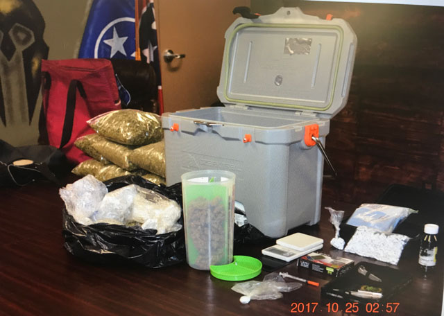 Lewis County crash leads to major Perry County drug bust_455089
