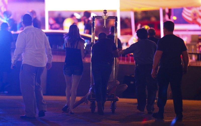 Vegas strip shooting_448552