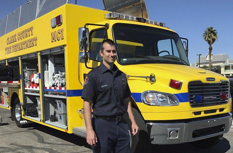 First Las Vegas firefighter_450013