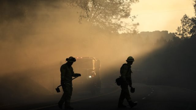 California Wildfire_452100