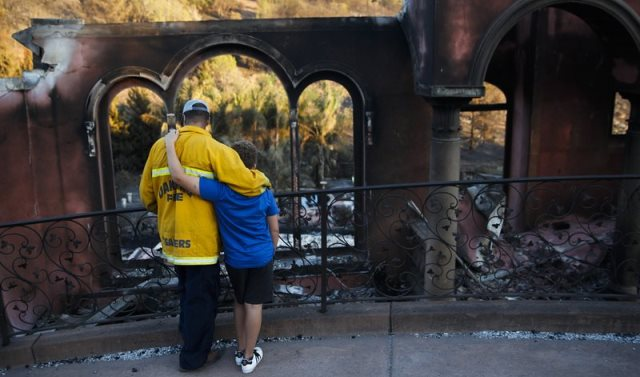 California Wildfires_452269