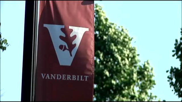 Student reports she was sexually assaulted on Vanderbilt campus