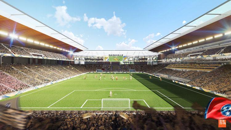 Major League Soccer MLS stadium_434592