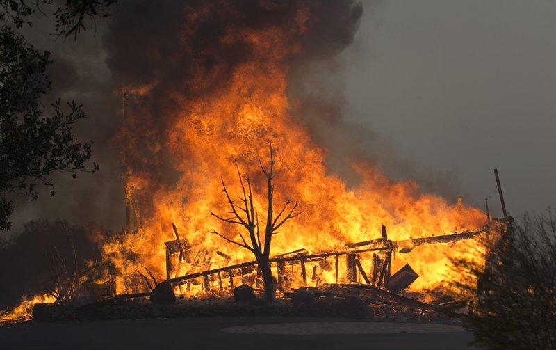 california wildfires_450643