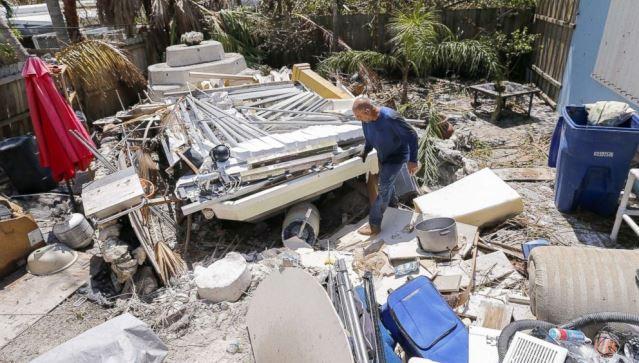 Hurricane Irma damage Sept.12, 2017 Marathon, FL_443643
