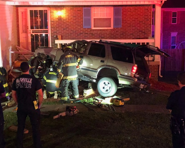 Reischa Drive SUV crash_449291
