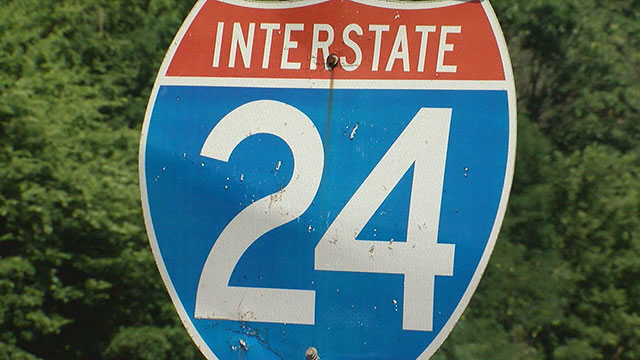 I-24, Interstate 24 Generic_421208