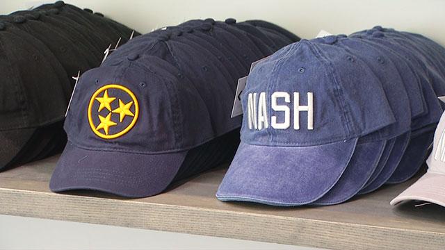 53e962a0f Pride in 615: Locally-made Nashville gear booms amid city's growth