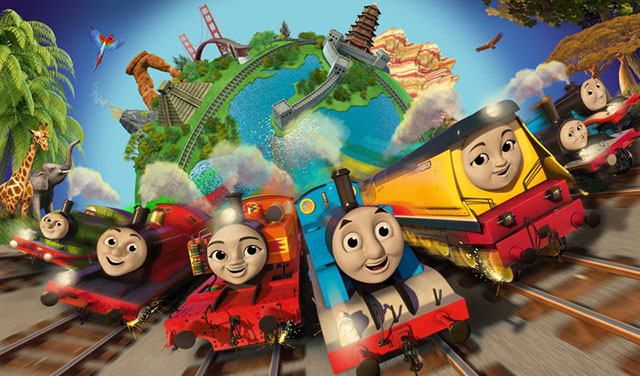 Thomas and friends_452244