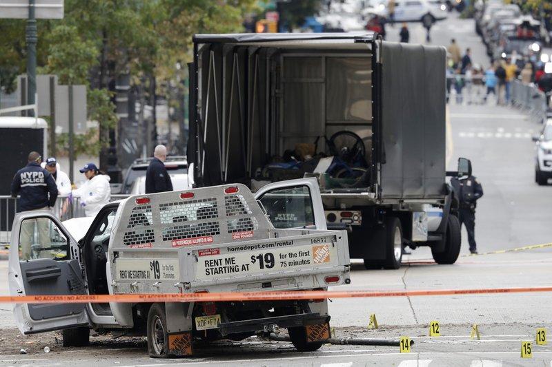 NYC Bike path attack_457052