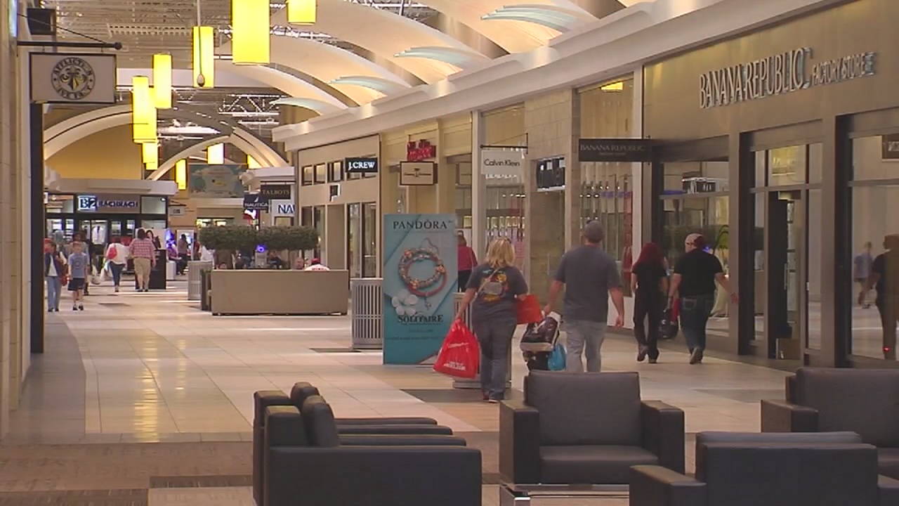 Shoplifting, vehicle break-ins are top crimes at Middle Tennessee malls