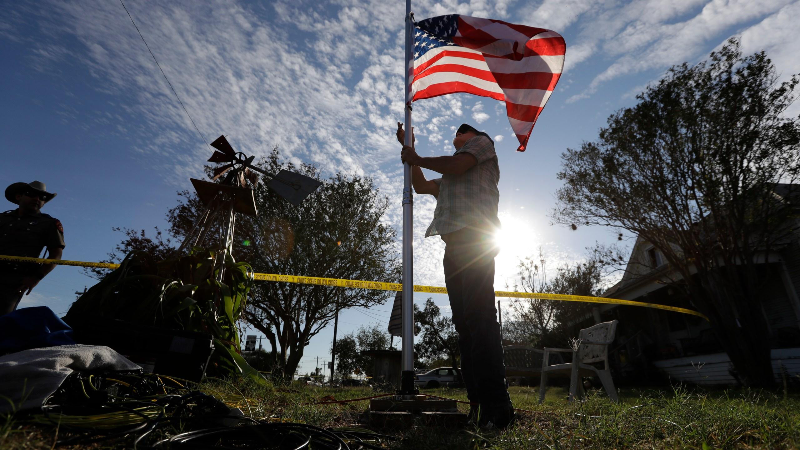 Church Shooting Texas_458340