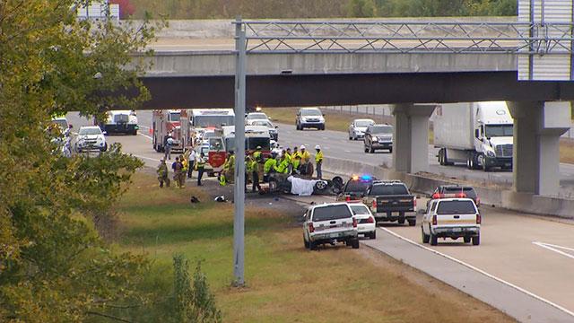 Fatal crash on Interstate 65 in Williamson County_454175