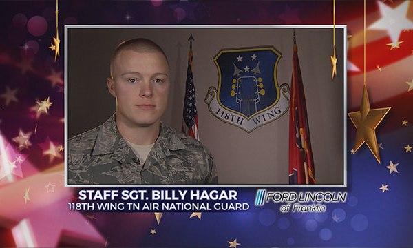 Staff Sgt. Billy Hagar_463672