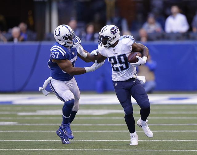 Titans Colts Football_463980