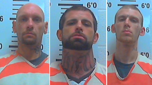 DeKalb County jail escape - Jack Mullican, Bryon Gibbs, Daniel Hamilton_463024