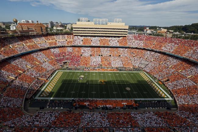 Georgia Tennessee Football_460205