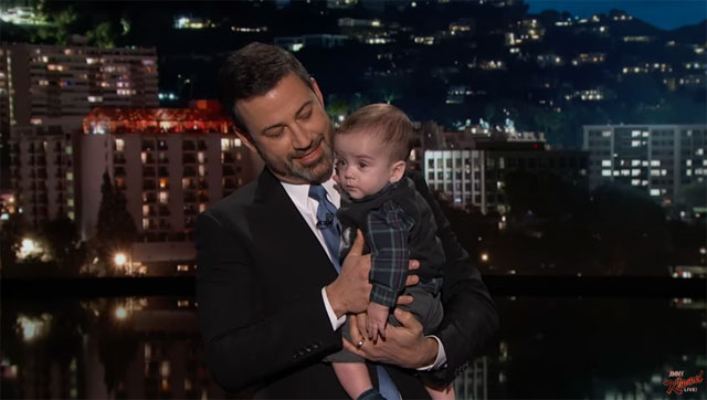 Jimmy Kimmel and son billy_468410