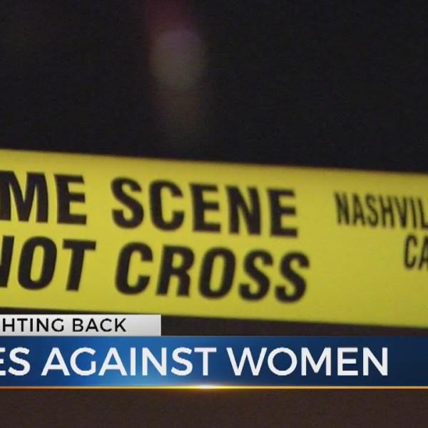 Certain crimes disproportionately affect women in Nashville