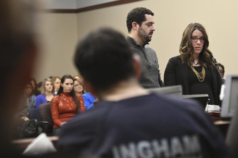 Larry Nassar sentencing_479113
