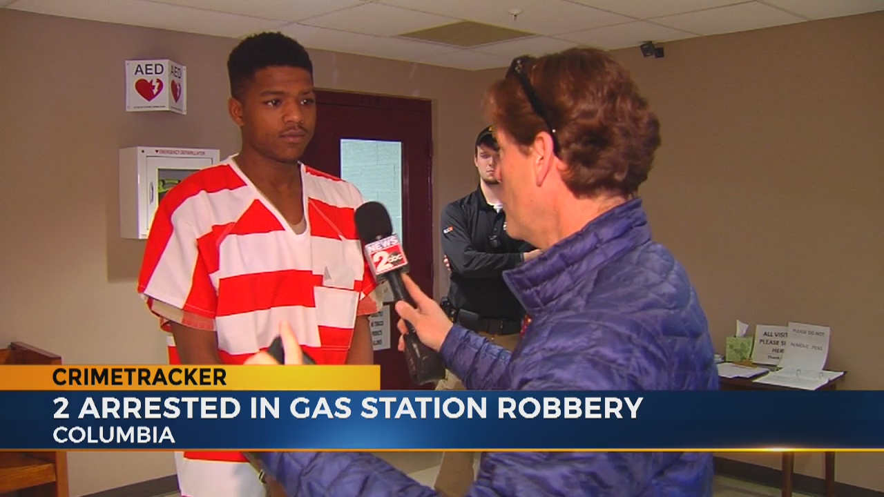 5 arrested in string of Columbia armed robberies