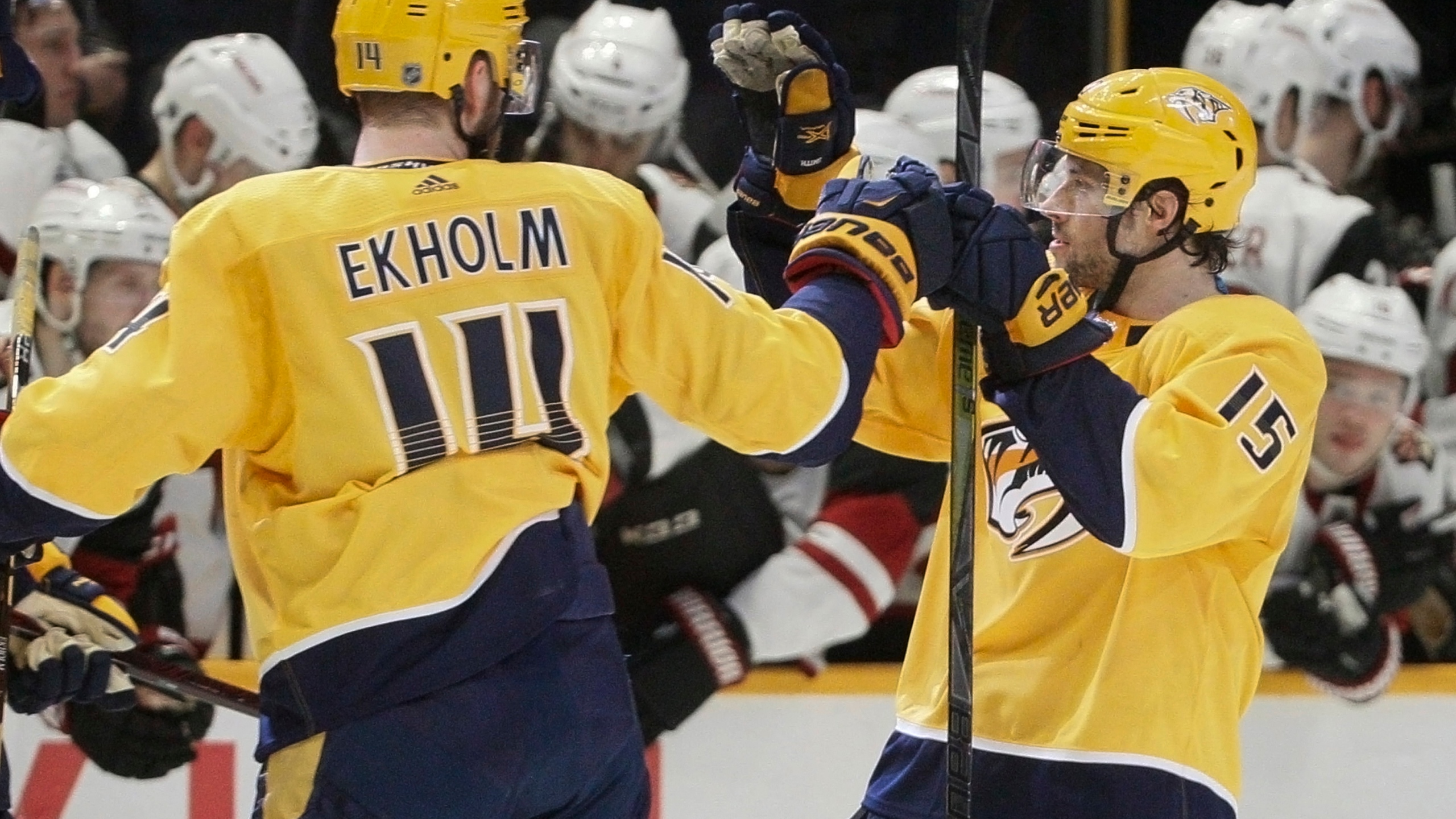 Mattias Ekholm, Craig Smith_478127