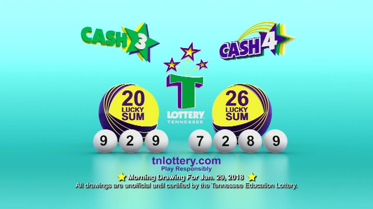 morning lottery - 012918_481190