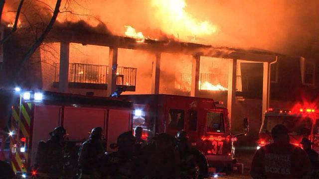 Creekwood Apartments fire Bellevue_479035