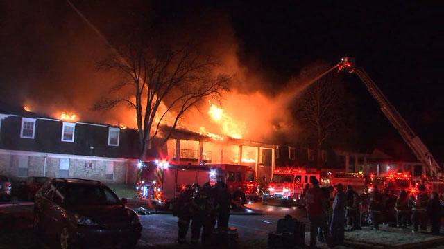 Creekwood Apartments fire Bellevue_479020
