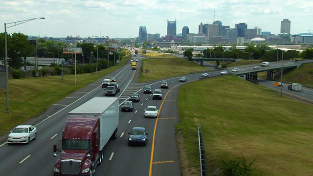Interstate 24, Interstate 65, I-24, I-65, Traffic, Interstate, Generic_420778