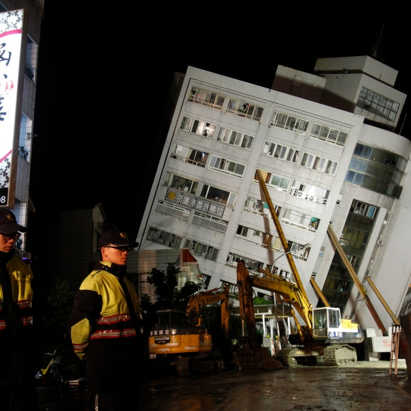 Taiwan Earthquake_484195