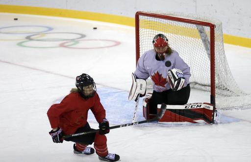 Pyeongchang Olympics Ice Hockey Women_484930
