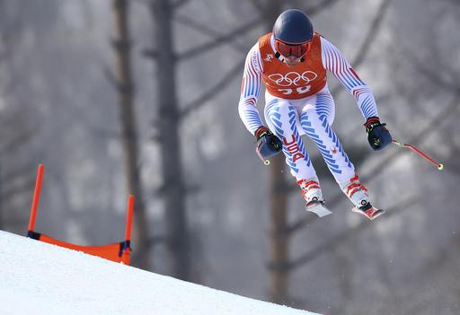 APTOPIX Pyeongchang Olympics Alpine Skiing_485148