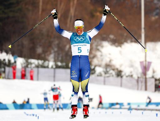 Pyeongchang Olympics Cross Country Women_485013
