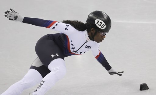 Pyeongchang Olympics Short Track Speed Skating Women_485041