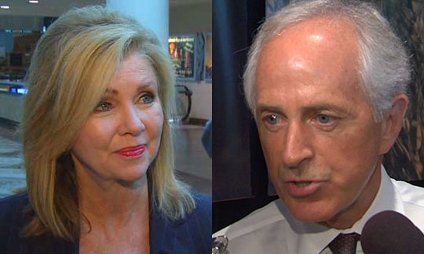 marsha blackburn and bob corker_339484