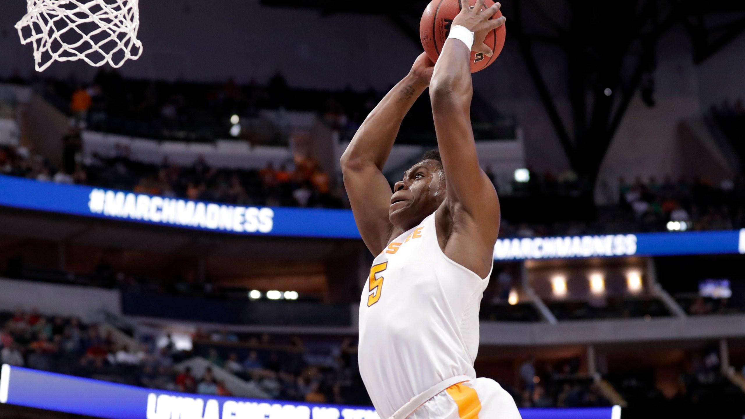 NCAA Loyola Chicago Tennessee Basketball_1522370456061