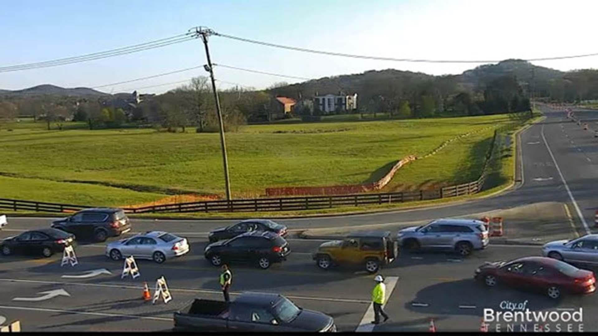 Brentwood fatal crash