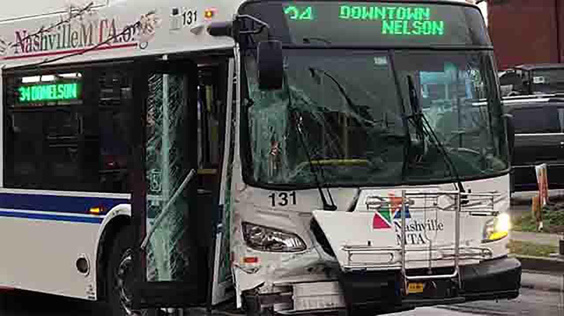 MTA Bus Crash
