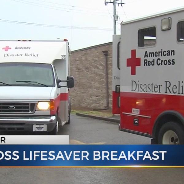 Red Cross hosts annual lifesaver breakfast
