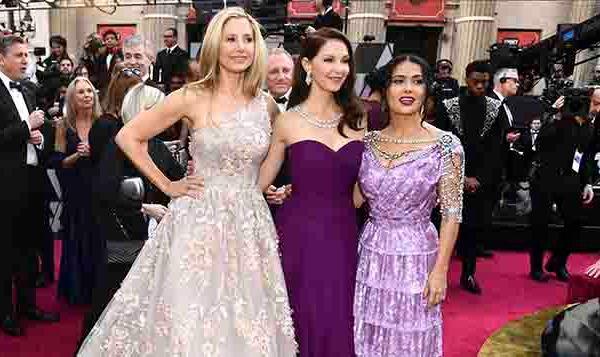 Mira Sorvino,Ashley Judd,Salma Hayek_491837