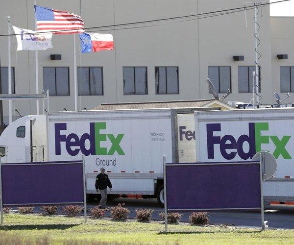 Austin FedEx package explosion_495461
