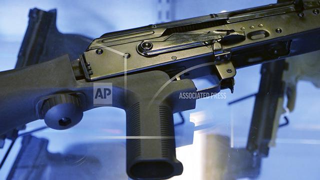 Congress Las Vegas Shooting Bump stock_493292