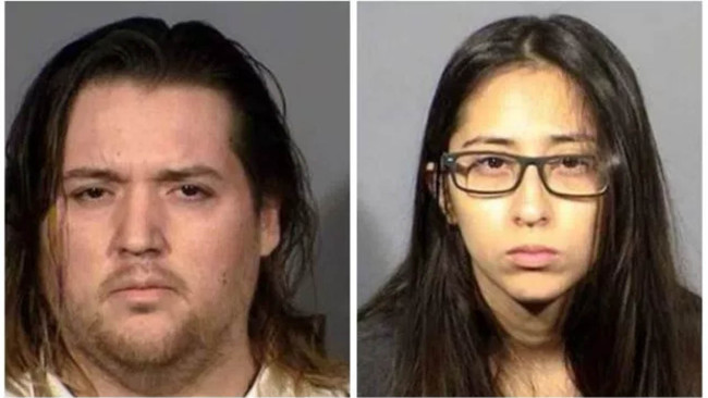 Loreana Martinez and Anthony Oceja (Metro Police)_492524