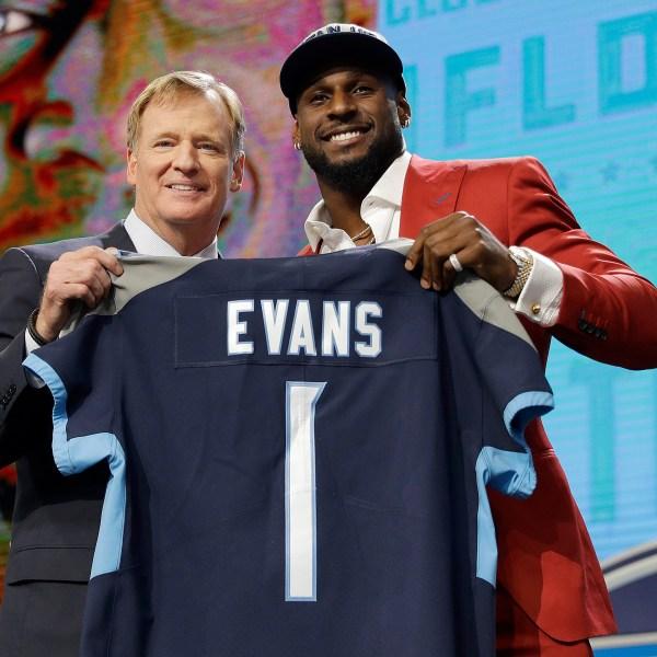 Rashaan Evans draft
